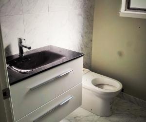 Bathroom renovation - Kitchen renovation - bown & sons enterprises home renovation contractor