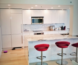 Modern kitchen - Kitchen renovation - bown & sons enterprises home renovation contractor
