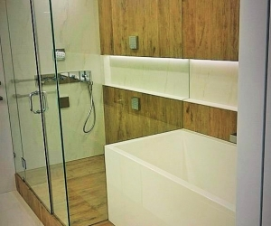 Bathroom renovation - bown & sons enterprises home renovation contractor