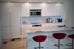 Finished kitchen - bown & sons enterprises renovation